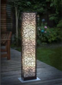 Vhodné osvetlenie terasy exteriérovým svietidlom