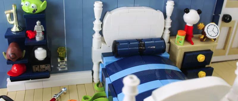 Dobre zariadená detská izba