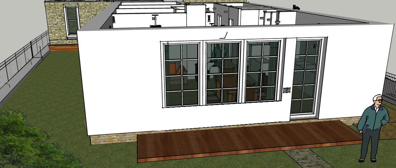 Vizualizácia je výborná pomôcka pri návrhu bytu či rodinného domu