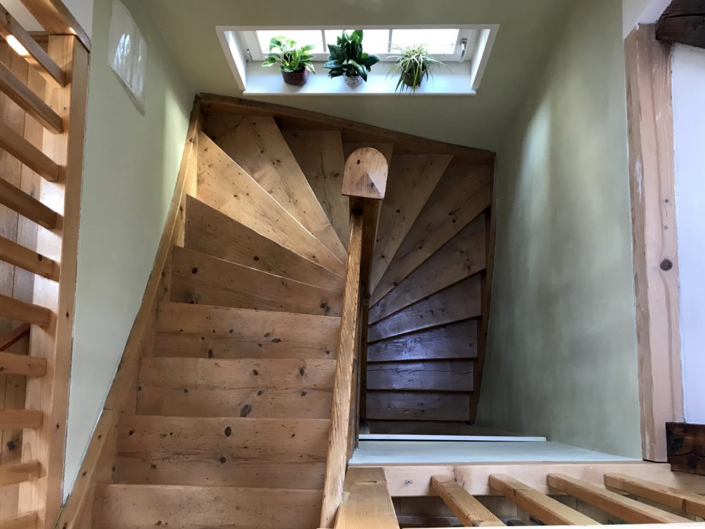 Samonosné schody